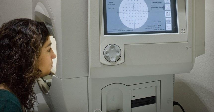 Campimetría computerizada