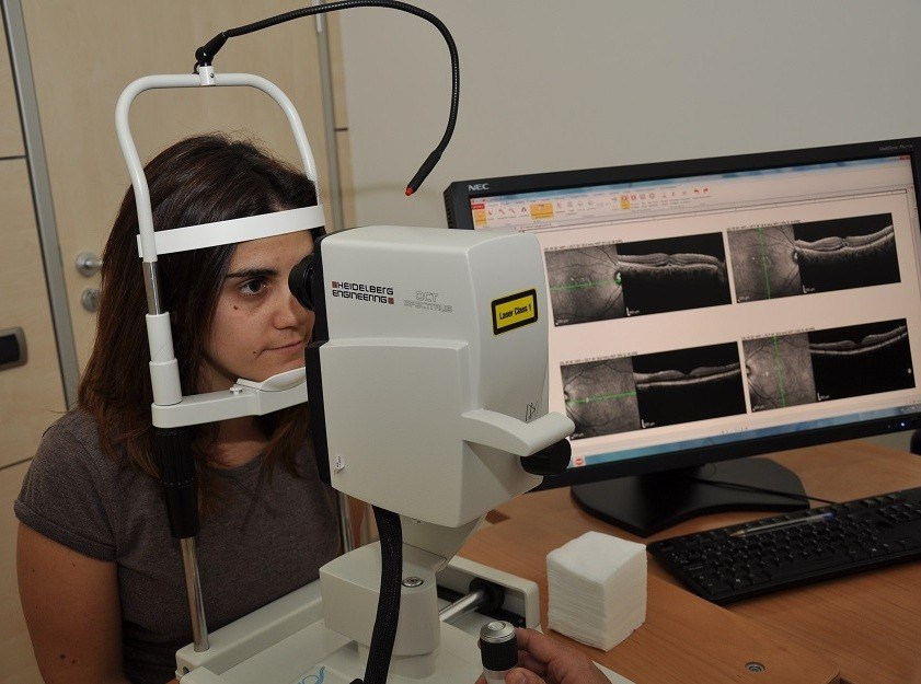 OCT – Optical coherence tomography