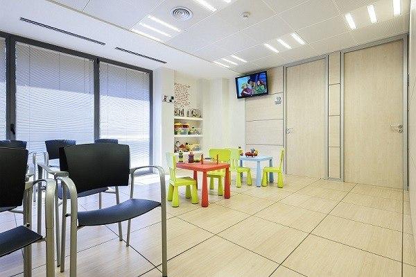 Oftalmologia pediatrica en ICR