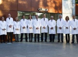 Equipo médico Institut Català de Retina