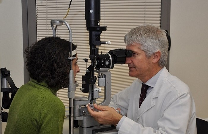 What is vision correction surgery?