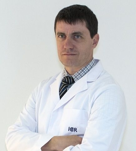 Dr. Marco Álvarez - ICR