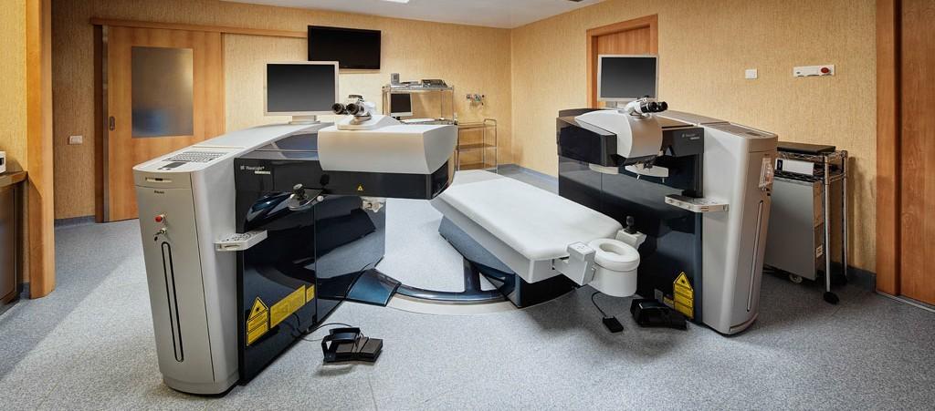Передовые лазерные технологии: платформы эксимер и фемтосекундного лазера (Wavelight Refractive Suite, ALCON)