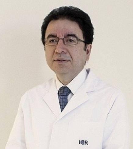Dr. Napoleón Izquieta - ICR