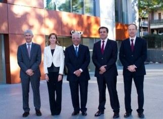 equip directiu de l'ICR