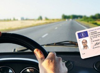 Permiso conducción o carnet de conducir