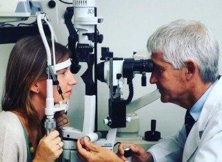 Visita cirugía refractiva