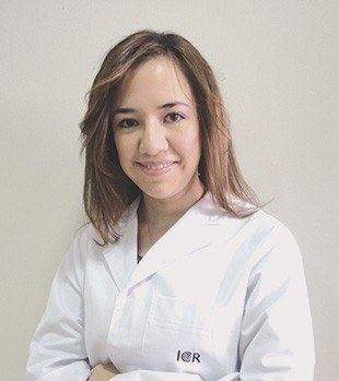 Dr. Rocío Rodriguez - Head of the Pediatric Ophthalmology Department