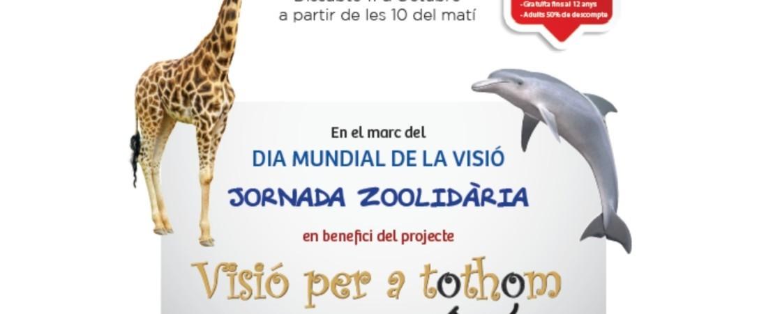 En el marco del Día Mundial de la Visión: Jornada Zoolidaria
