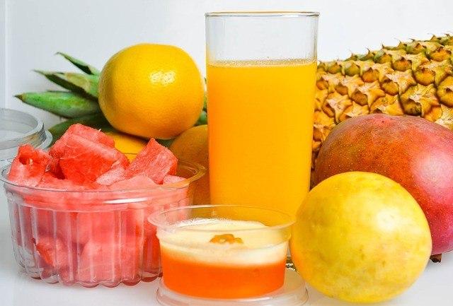 Nutrition et vision