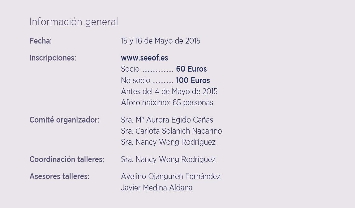 info general