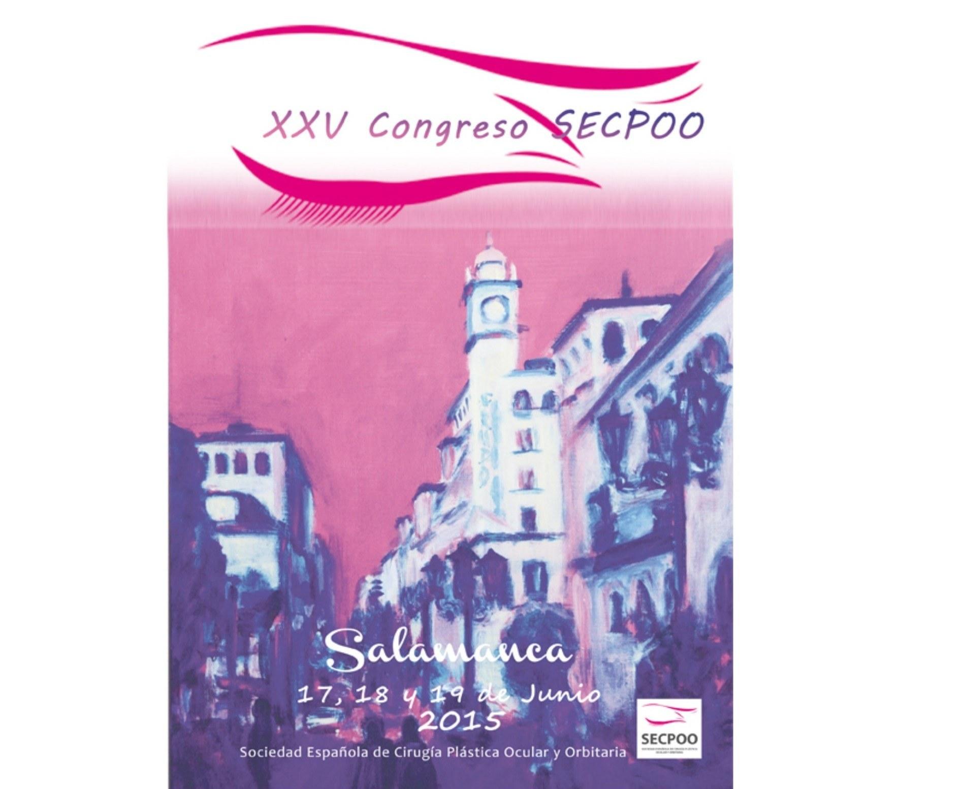 El Dpto. de Órbita y Oculoplastia participa en el XXV Congreso de la Sociedad Española de Cirugía Plástica Ocular y Orbitaria