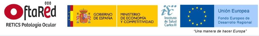 L'Institut Català de Retina accredited by Oftared