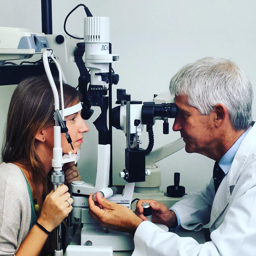 Avenços de la cirurgia refractiva. Quina importància té preservar la còrnia intacta?