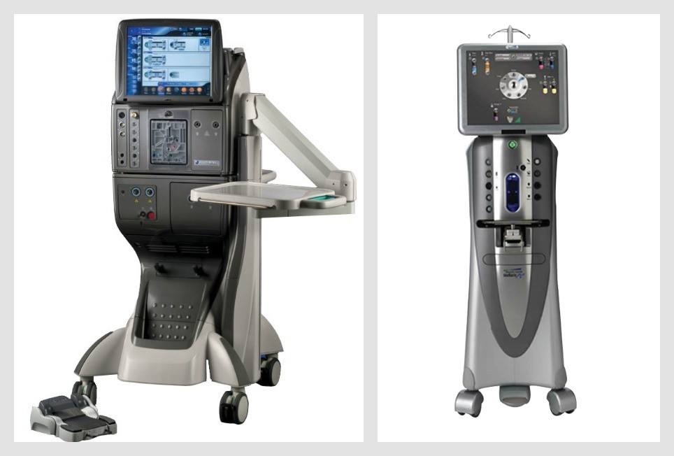 Equipos para la cirugía de retina de última generación