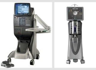 Équipements pour la chirurgie de rétine