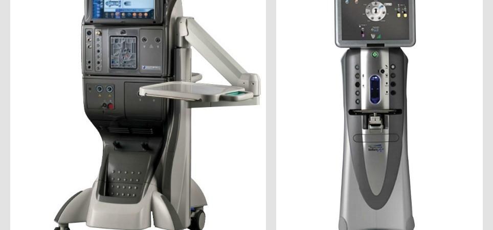 Аппараты нового поколения для операций сетчатки
