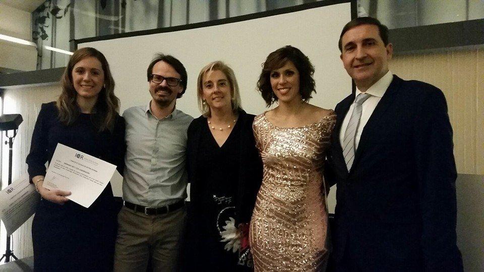 Premis d'investigació ICR 2015