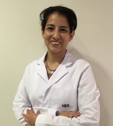 Dra. Manrique - ICR