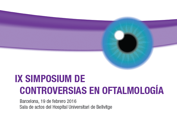 Dr Ibáñez and Dr Arruga will attend the 11th Symposium on Controversies in Ophthalmology