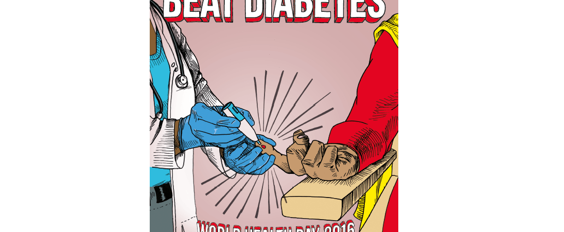 World Health Day 2016: Beating diabetes and blindness problems caused by the disease