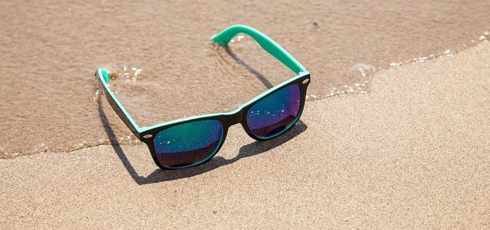 Consejos para escoger gafas de sol para el verano