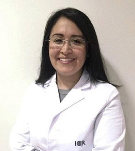 Dra. Nathalie Gutiérrez - ICR