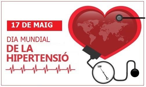 Dia Mundial de la Hipertensió Arterial 2016: hipertensió i visió