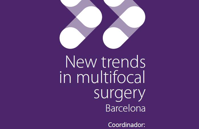 El Dr. Duch i el Dr. Pedrell participaran a la taula rodona Noves tendències en la cirurgia multifocal organitzada per Alcon