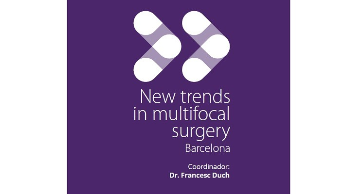 Dr Duch and Dr Pedrell will take part in a round table organized by Alcon on New trends in multifocal surgery