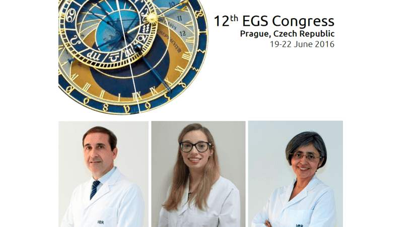 Members of ICR Department of Glaucoma take part on the 12th European Glaucoma Society Congress