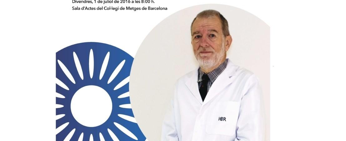 Sessió clínica especial de Neurooftalmologia en homenatge al Dr. Jordi Arruga