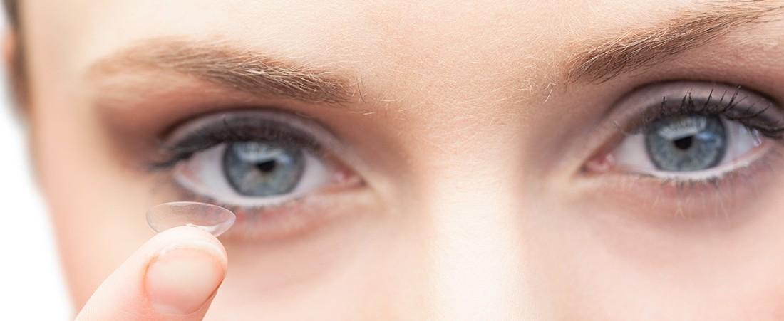 Contact lenses: the perfect match for summer?