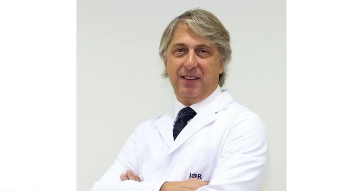 Entrevista amb el Dr. Pedrell, cap del Departament de Cataractes