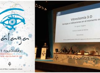 Congreso de la Sociedad Española de Oftalmología 2016
