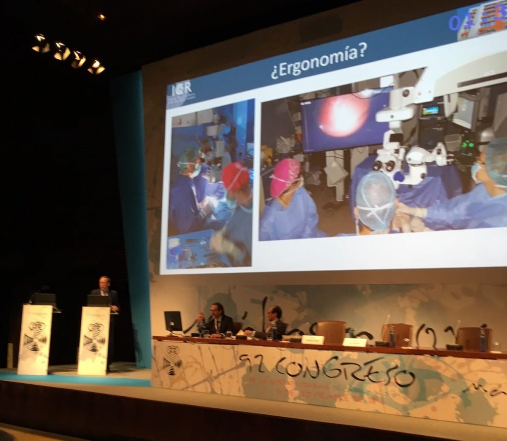 2016 Congress of the Spanish Society of Ophthalmology