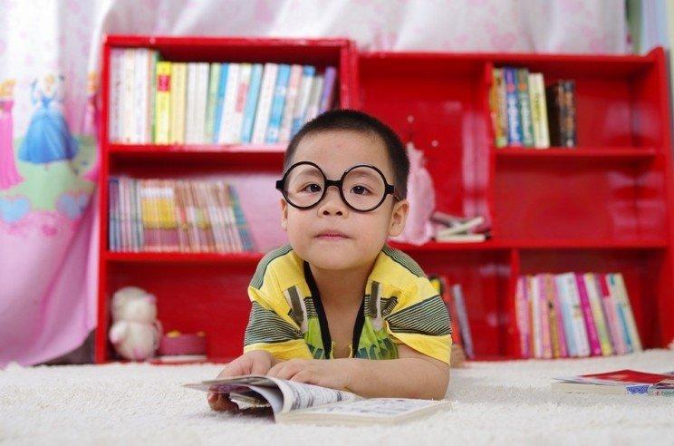 المشكلات البصرية عند الآطفال