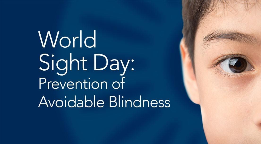 World Sight Day: Prevention of Avoidable Blindness