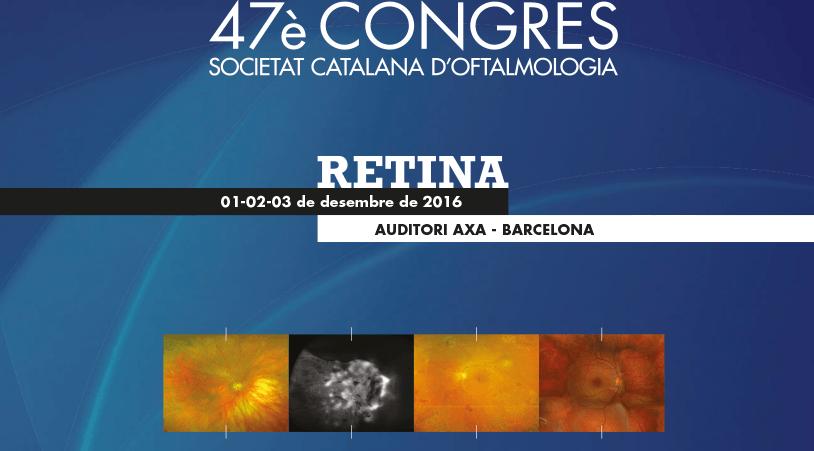 El ICR, en el congreso anual de la Sociedad Catalana de Oftalmología
