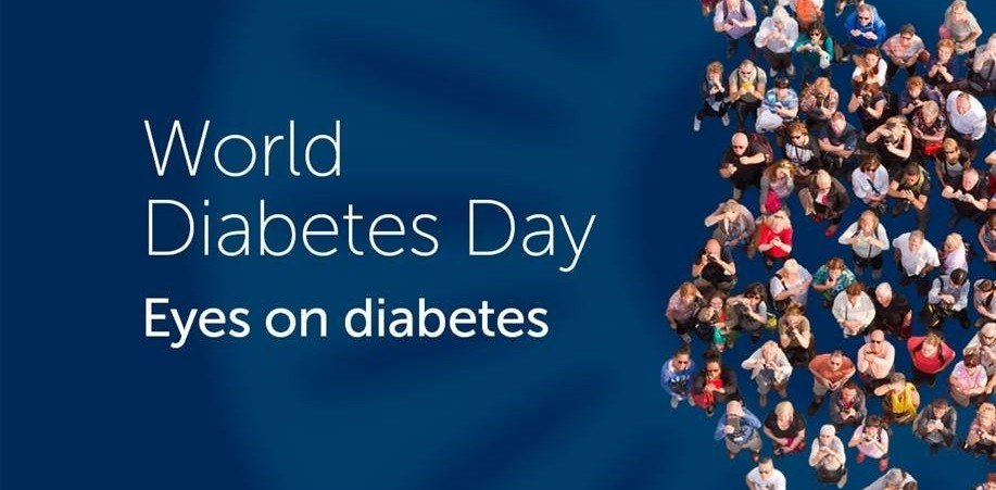 World Diabetes Day 2017: Eyes on diabetes
