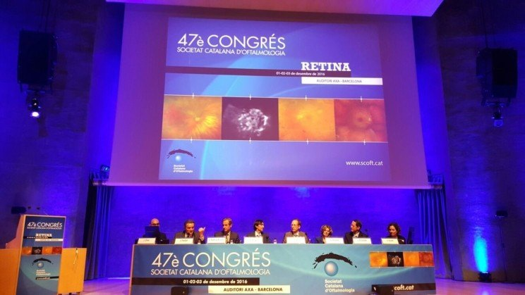 Congress of Catalan Society of Ophthalmology