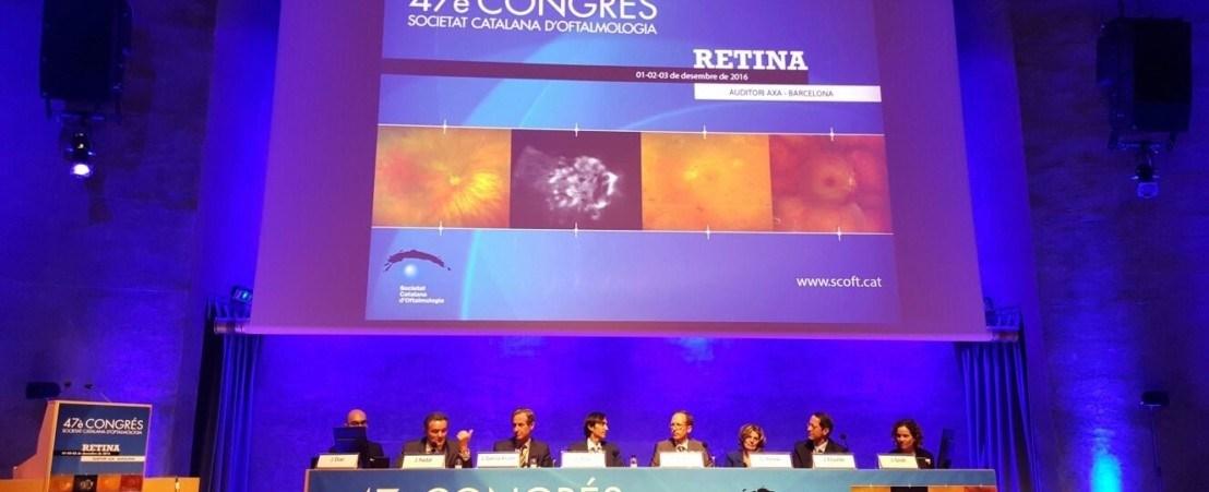 Éxito del ICR en su participación en el 47º congreso de la SCOFT