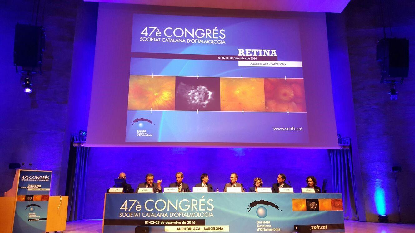 Succès de l'ICR lors du 47e congrès de la SCO