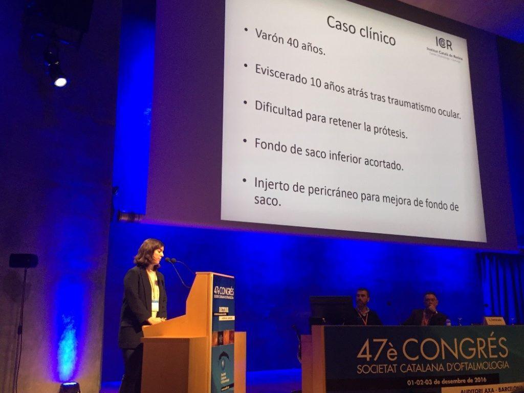 congrés de la Societat Catalana d'Oftalmologia