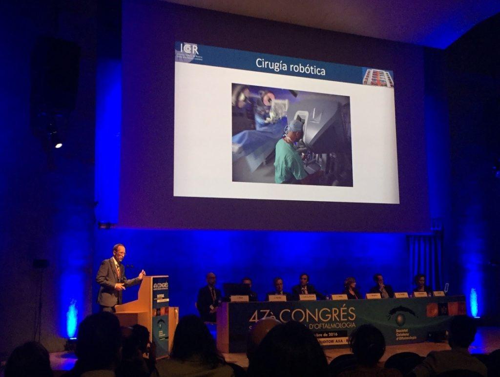 congreso Sociedad Catalana de Oftalmología