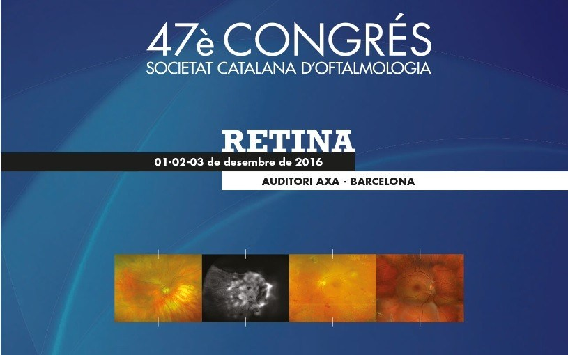 ICR takes part in the annual congress of Catalan Society of Ophthalmology