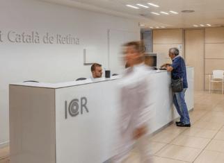visita en ICR