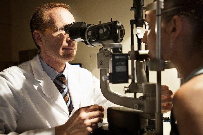 retina and vitreous