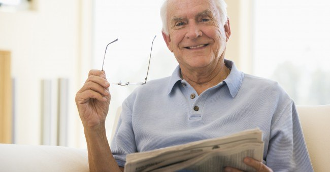 Люди, старше 60 лет