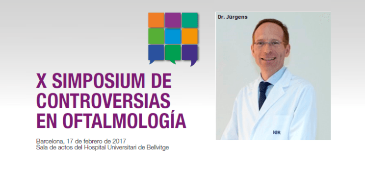 SIMPOSIO de CONTROVERSIAS en oftalmología